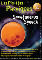CD cover - spontaneous speech